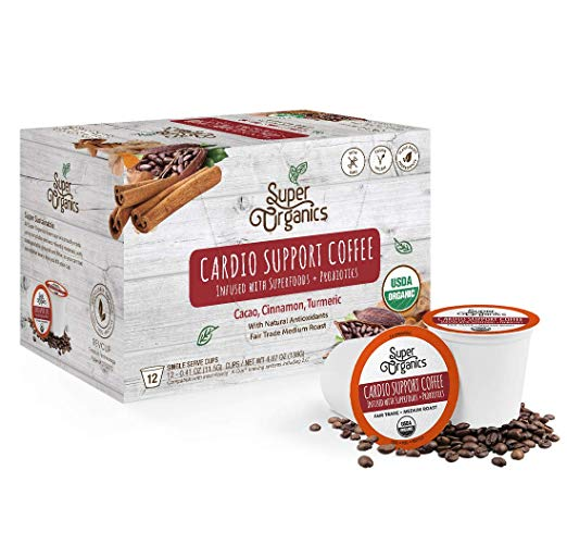 Cardio Support Coffee