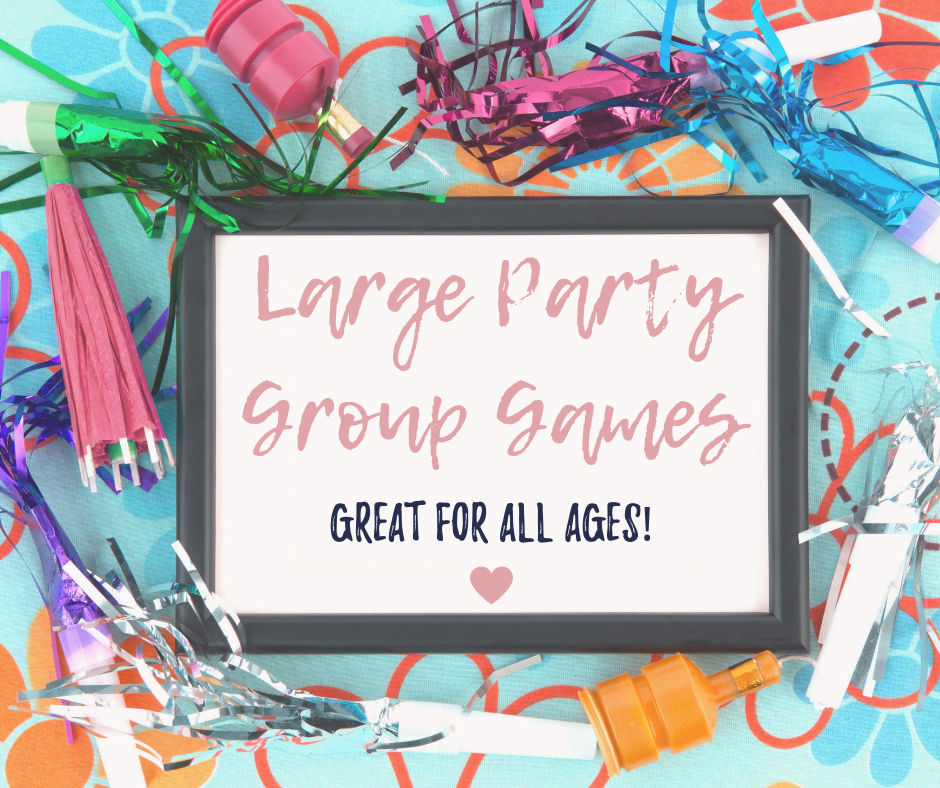 Large Party Group Games
